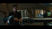 Anthony Stark and Phil Coulson (Earth-199999) from Iron Man 2 (film) 0001