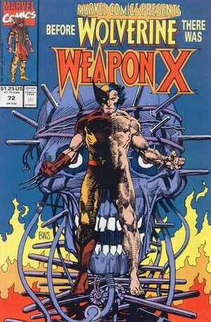 Marvel Comics Presents Vol 1 72