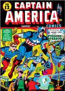 Captain America Comics Vol 1 12