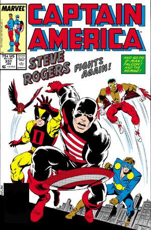 Captain America Vol 1 337