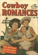 Cowboy Romances Vol 1 1