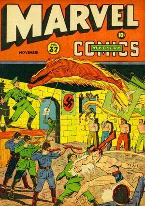 Marvel Mystery Comics Vol 1 37