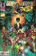Gen¹³ Generation X Vol 1 1 3-D Variant