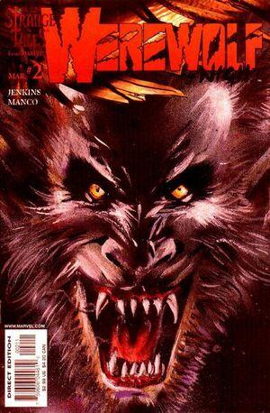Werewolf by Night Vol 2 2