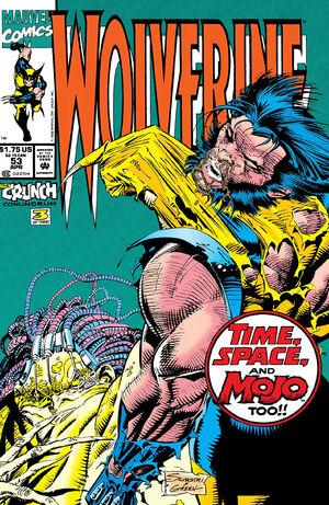 Wolverine Vol 2 53