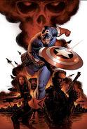 Captain America Vol 5 1 Textless