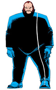 Buck Cashman (Earth-616) from Official Handbook of the Marvel Universe Vol 3 1 0001