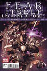 Fear Itself Uncanny X-Force Vol 1 3