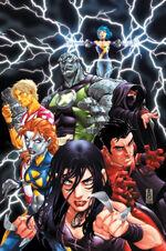 New X-Men Vol 2 20 Textless