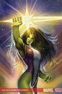 She-Hulk Cosmic Collision Vol 1 1 Textless