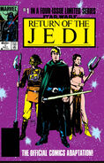 Star Wars Return of the Jedi Vol 1 1