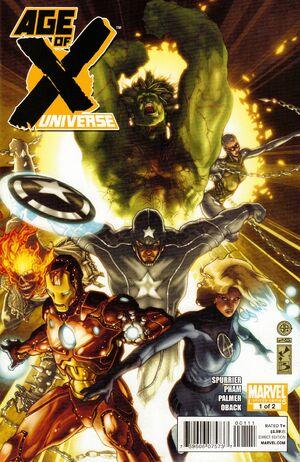 Age of X Universe Vol 1 1