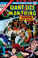 Giant-Size Man-Thing Vol 1 2