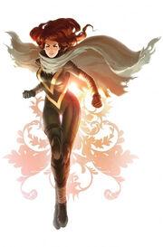 Generation Hope Vol 1 2 Women of Marvel Variant Textless