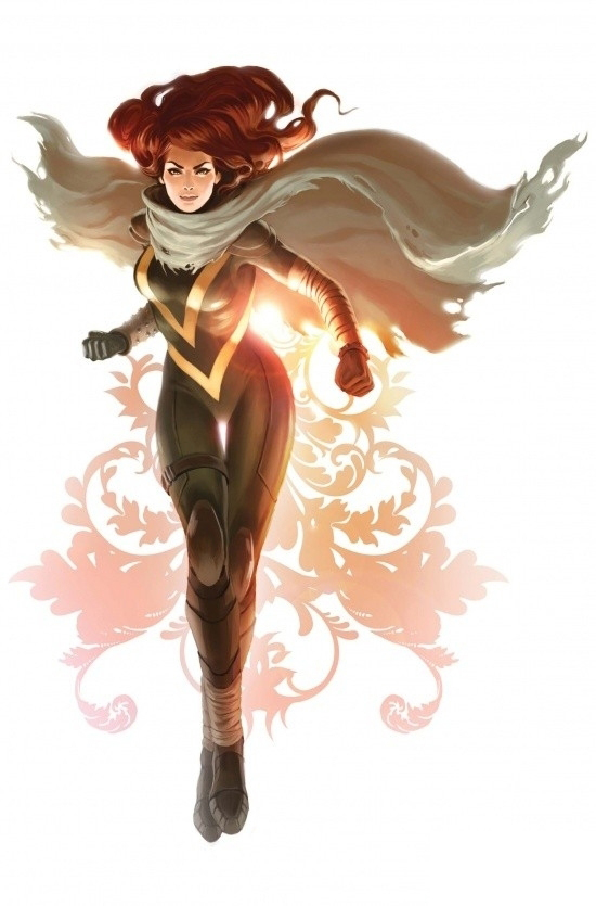 hope summers comic vine