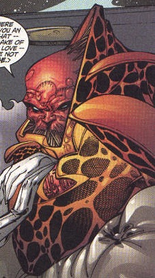 Killian (Earth-616) from Uncanny X-Men Vol 1 384