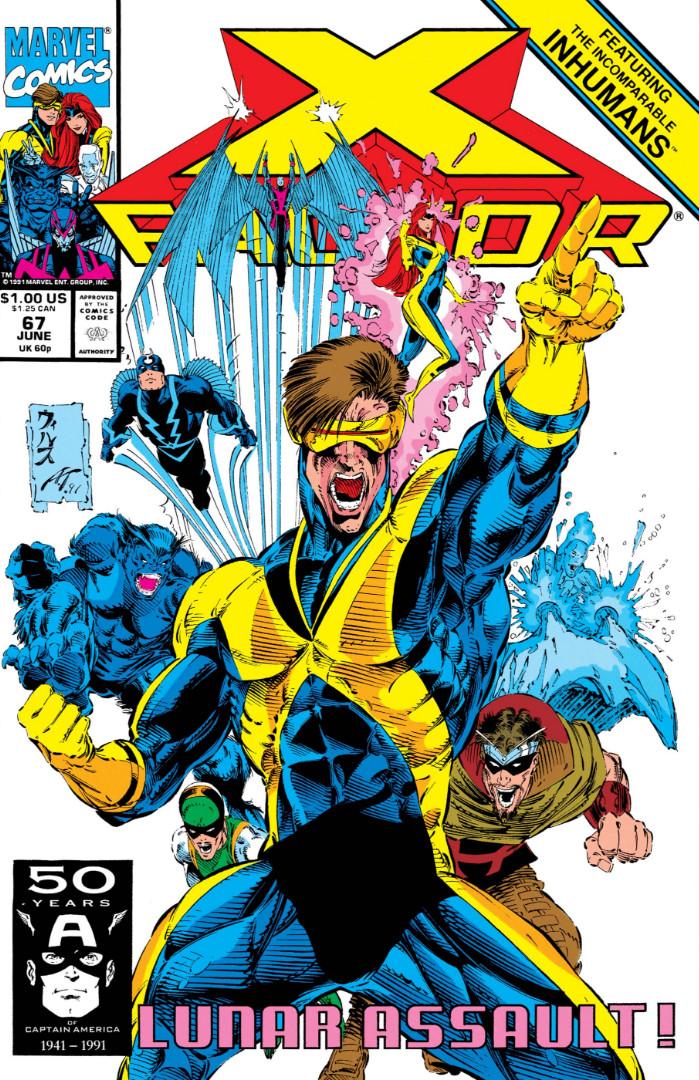 X-Factor Vol 1 67   Marvel Database   FANDOM powered by Wikia