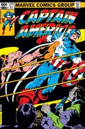 Captain America Vol 1 271