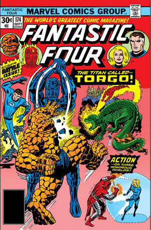 Fantastic Four Vol 1 174