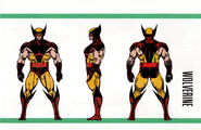 James Howlett (Earth-616) from Official Handbook of the Marvel Universe Master Edition Vol 1 4 0001