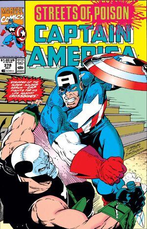 Captain America Vol 1 378