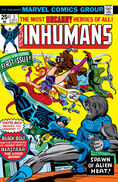 Inhumans Vol 1 1