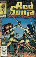 Red Sonja Vol 3 2