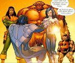 Alpha Flight (Earth-41001) from X-Men The End Vol 2 1 001