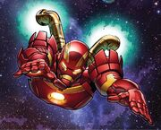 Anthony Stark (Earth-616) from Iron Man Vol 5 5 005