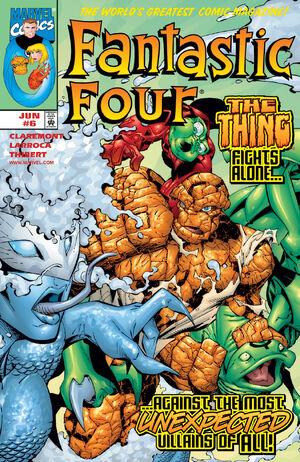 Fantastic Four Vol 3 6