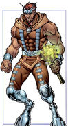Gorgon Petragon (Earth-616) from X-Men Phoenix Force Handbook Vol 1 1 0001