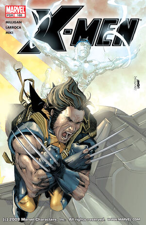 X-Men Vol 2 168