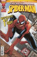 Astonishing Spider-Man Vol 3 1