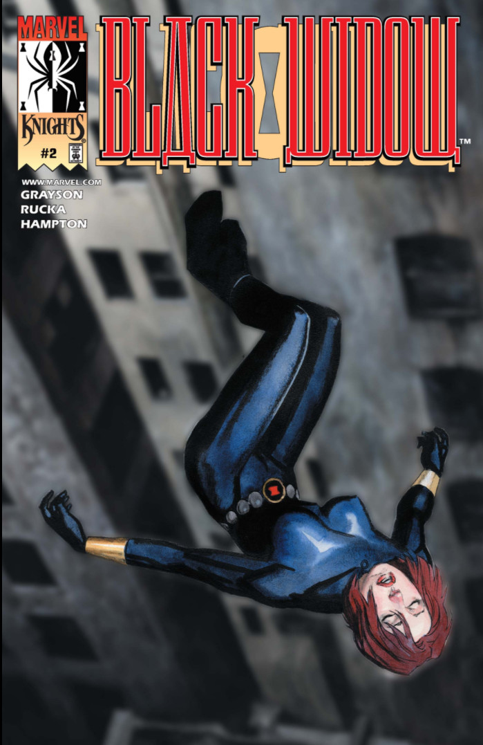 Black Widow Vol 2 2