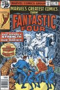 Marvel's Greatest Comics Vol 1 82
