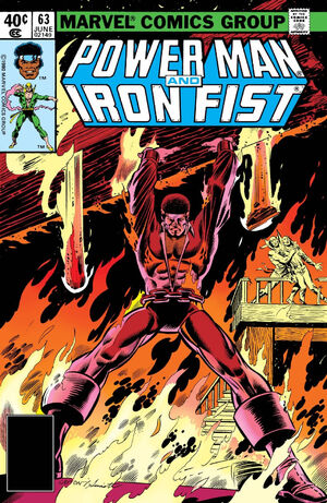 Power Man and Iron Fist Vol 1 63