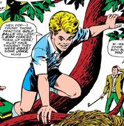 Warren Worthington III (Earth-616) as a child from X-Men Vol 1 54