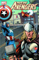 New Avengers Marvel Salutes the US Military Vol 1 10