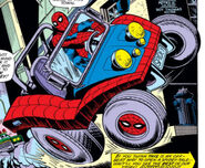 Spider-Mobile from Amazing Spider-Man Vol 1 141 001