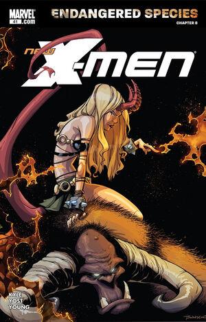 New X-Men Vol 2 41