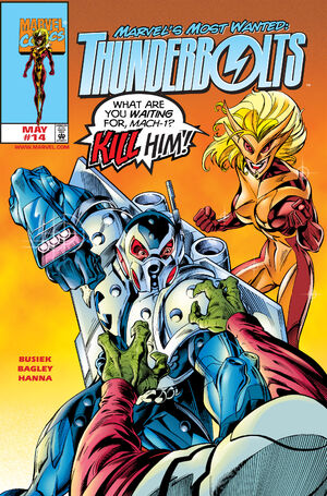 Thunderbolts Vol 1 14