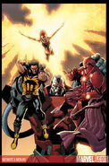 Ultimate X-Men Vol 1 93 Textless