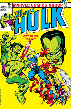 Incredible Hulk Vol 1 284