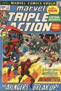 Marvel Triple Action Vol 1 5