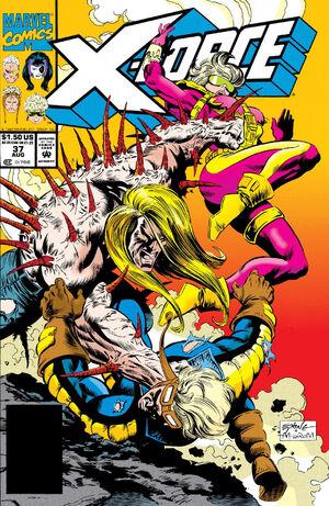X-Force Vol 1 37