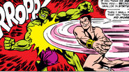 Robert Bruce Banner (Earth-616) vs the Sub-Mariner