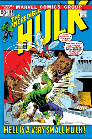 Incredible Hulk Vol 1 154