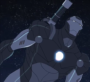 War Machine Armor (Earth-12041)
