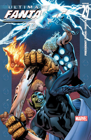 Ultimate Fantastic Four Vol 1 29