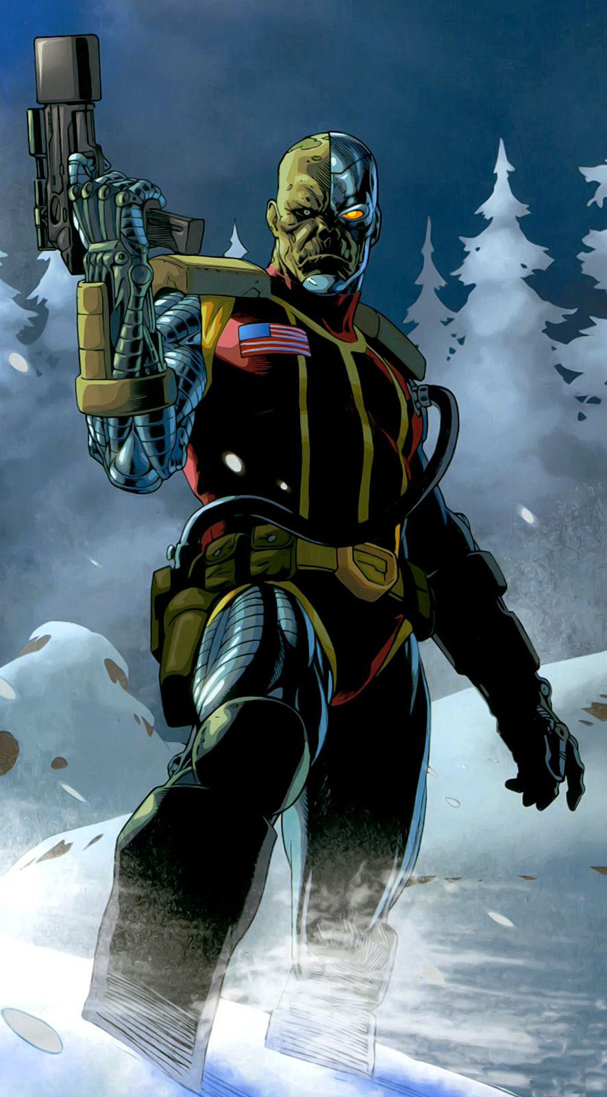 Image result for deathlok prime